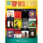 Hal Leonard Top Hits Of 2016 (Easy Guitar With Tab)