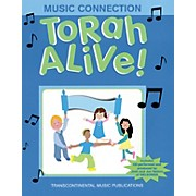 Transcontinental Music Torah Alive! Music Connection Book and CD pak Arranged by Joel Eglash