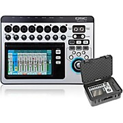 QSC TouchMix-8 Compact Digital Mixer with Case