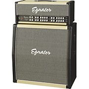 Egnater Tourmaster 4100 Guitar Amp Head and Tourmaster 412A 280W 4x12 Guitar Extension Cabinet
