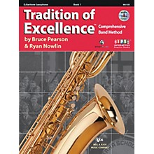 KJOS Tradition Of Excellence Book 1 for Bari Sax