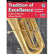 KJOS Tradition Of Excellence Book 1 for Tuba