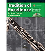 KJOS Tradition of Excellence Book 3 Bass clarinet