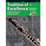 KJOS Tradition of Excellence Book 3 Oboe