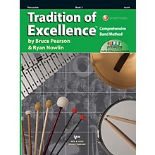 KJOS Tradition of Excellence Book 3 Percussion