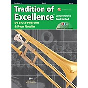 KJOS Tradition of Excellence Book 3 Trombone TC