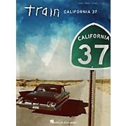 Hal Leonard Train - California 37 for Piano/Vocal/Guitar