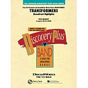 Cherry Lane Transformers Soundtrack Highlights - Discovery Plus Concert Band Series Level 2 arranged by Michael Brown