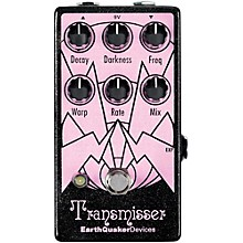 EarthQuaker Devices Transmisser Resonant Reverberations Effects Pedal