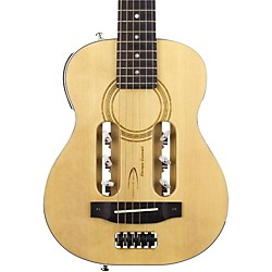 Traveler Guitar Escape Concert Steel-String Acoustic-Electric Guitar (ESCO GLS)