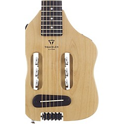 Traveler Guitar Escape Steel-String Acoustic-Electric Travel Guitar (ESCS NAT)