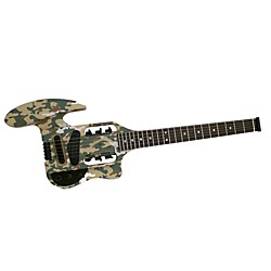 Traveler Guitar Speedster Camouflage Electric Guitar (SPD CAMO)