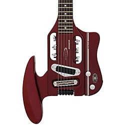 Traveler Guitar Speedster Hot Rod Travel Guitar (SPD HRR)