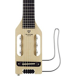 Traveler Guitar Ultra-Light Nylon Acoustic-Electric Travel Guitar (ULTRA-LIGHT NYLN)