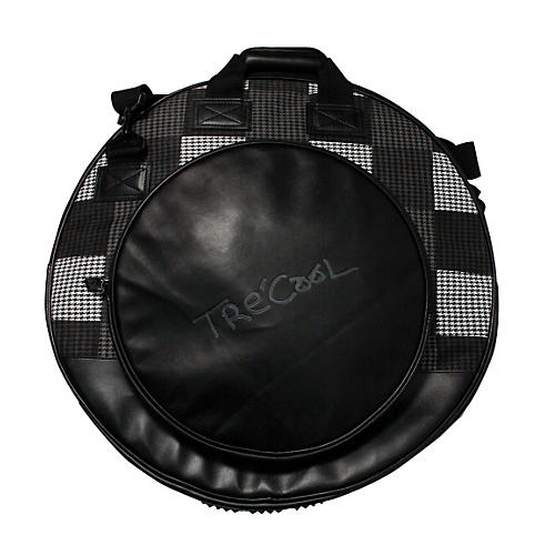 Zildjian Tre Cool Cymbal Bag with Houndstooth Patch-thumbnail