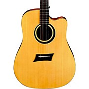 Michael Kelly Triad CE Dreadnought Cutaway Acoustic Electric Guitar