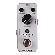 Mooer Triangle Buff Fuzz Guitar Effects Pedal