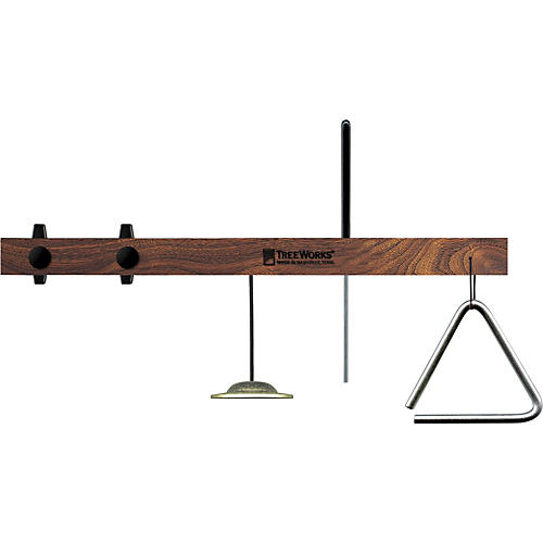 Treeworks Triangle Mount with Finger Cymbal-thumbnail