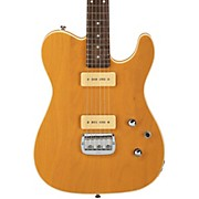 G&L Tribute ASAT Deluxe Carved Top P-90 Electric Guitar
