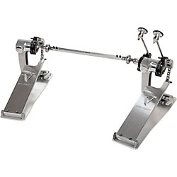 Trick Drums Pro 1 V Bigfoot Chain Drive Double Bass Drum Pedal (PIV2BFC)