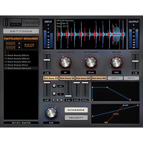 Steven Slate Drums Trigger Platinum Drum Replacer Plug-In-thumbnail
