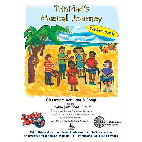 Panyard Trinidad's Musical Journey for Jumbie Jam - Teacher's Guide Volume 1