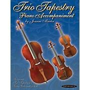 Alfred Trio Tapestry Piano Accompaniment Book