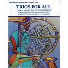 Alfred Trios for All Bass Clef