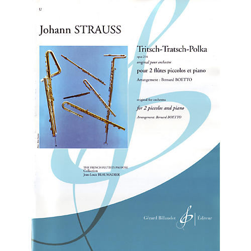 Theodore Presser Tritsch-Tratsch-Polka Op.214-thumbnail