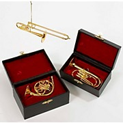 Kurt S. Adler Trombone/French Horn/Baritone Ornament