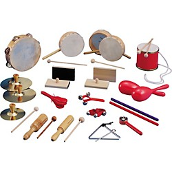 Trophy Deluxe 15-Player Rhythm Band Set (TR45DLX)