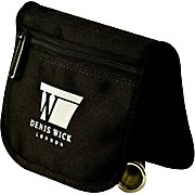 Denis Wick Trumpet / Cornet / French Horn Nylon 2 Piece Mouthpiece Pouch