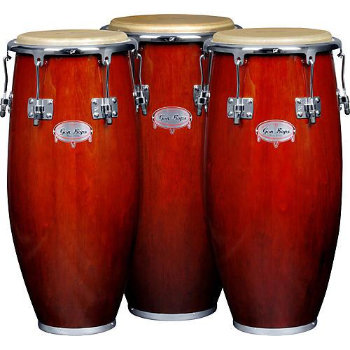 Gon Bops Tumbao Pro Series Tumba Drum Walnut Stain