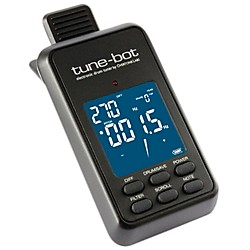 Tune-bot Electronic Drum Tuner (TB-001-Black)