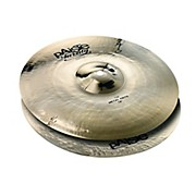 Paiste Twenty Custom Collection Metal Hats (Pair)