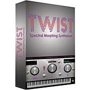 Sonivox Twist Spectral Morphing Synthesis Instrument