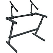Quik-Lok Two Tier Z Keyboard Stand