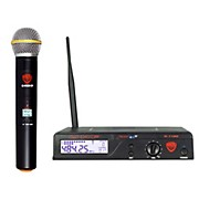 Nady U-1100 Cardioid Dynamic Wireless Handheld Microphone System/Band B