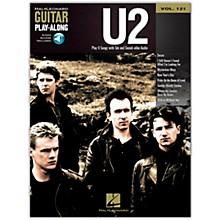 Hal Leonard U2 - Guitar Play-Along Volume 121 (Book/CD)