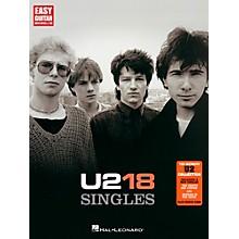 Hal Leonard U2 18 Singles - Easy Guitar With Tab