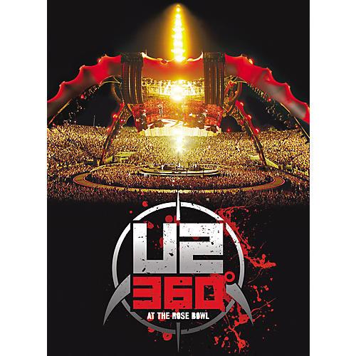 Interscope U2 360 At The Rose Bowl DVD-thumbnail
