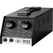 Universal Audio UA-S610 SOLO/610 Classic Vacuum Tube Microphone Preamp and DI Box