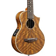 Ibanez UEWT14E Exotic Wood Tenor Acoustic-Electric Ukulele