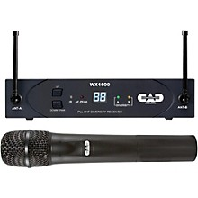 CAD UHF Wireless Cardioid Dynamic Handheld Microphone System