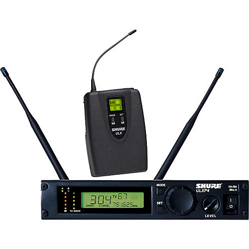 Shure ULXP14 Instrument Wireless System-thumbnail