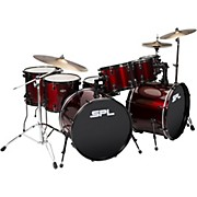 Sound Percussion Labs UNITY 8-Piece Shell Pack with PDP Hardware