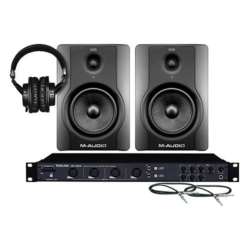 Tascam US-1200 BX5 Package-thumbnail