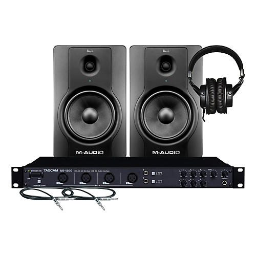 Tascam US-1200 BX8 Package-thumbnail