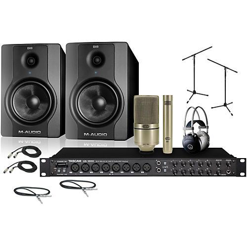 Tascam US-1800 MXL Package-thumbnail