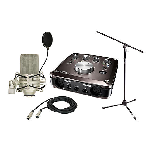 Tascam US-366 Package-thumbnail